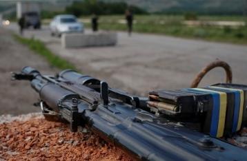 Двое военных погибли и семь ранены в зоне АТО