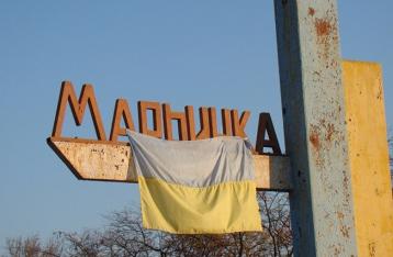 НВФ обстреляли пункт пропуска в Марьинке, есть раненые