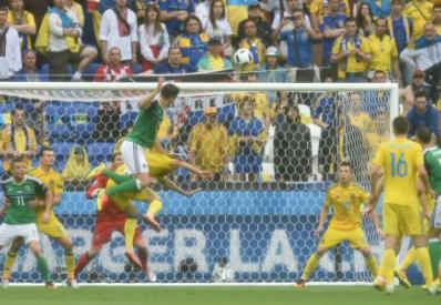 Сборная Украины проиграла второй матч на Евро-2016