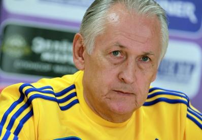 Фоменко подтвердил, что покидает сборную