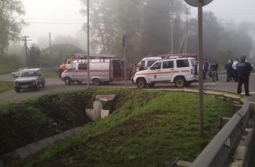 МИД: 7 пострадавших в ДТП в Курской области – граждане Украины