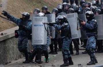 ГПУ задержала четверых экс-беркутовцев, подозреваемых в убийствах майдановцев