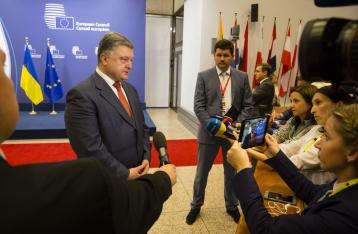 Порошенко: Украина ожидает продления санкций ЕС в отношении России