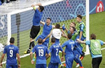 Стали известны все пары четвертьфиналистов Евро-2016