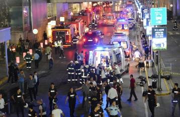 Взрыв в Турции: подтверждена гибель 36 человек,  147 – пострадали