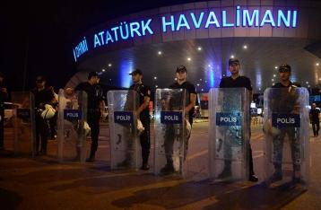 Количество жертв теракта в аэропорту Стамбула возросло до 41