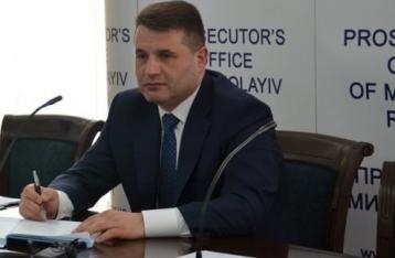 Луценко уволил прокурора Николаевской области