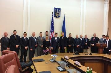 В Украине начинает работу миссия США по реформированию таможни