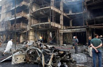 Взрывы в Багдаде: число жертв достигло 83 человек