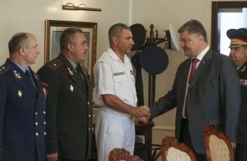Порошенко назначил Воронченко командующим ВМС