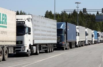 Россия ужесточила ограничения на транзит украинских товаров