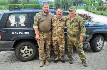 Из плена НВФ освободили еще одного военного