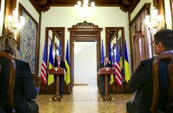 США сохранят санкций против РФ, в случае невыполнения «Минска»