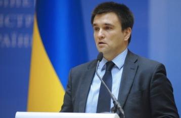 Климкин: Украина должна приблизиться к стандартам НАТО за четыре года