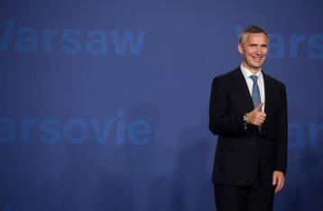 НАТО усиливает присутствие на востоке из-за действий РФ в Украине
