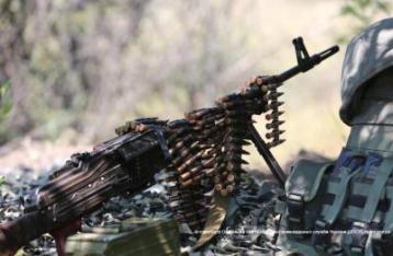 НВФ обстреляли КПП «Марьинка»: ранен пограничник