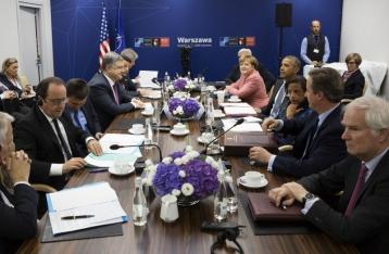 Украина и G5 составят дорожную карту по выполнению «Минска»