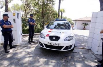 МИД подтверждает задержание в Испании четырех украинцев