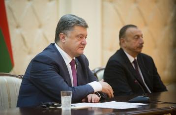 Украина и Азербайджан договорились возродить проект «Одесса-Броды»