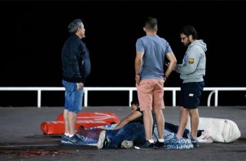 Число пострадавших украинцев в Ницце увеличилось