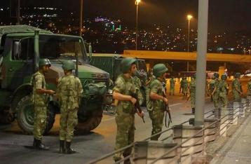 В Стамбуле снова введено чрезвычайное положение