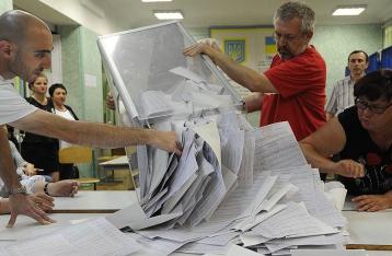 Результаты выборов нардепов: обработано более 50% протоколов