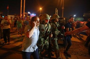 Попытка переворота в Турции: премьер уточнил число погибших