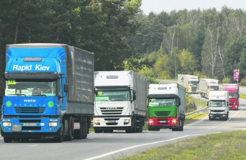 Украина пригрозила Турции платным транзитом грузовиков