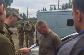 Замкомандира 53 бригады задержан за продажу боеприпасов в зоне АТО