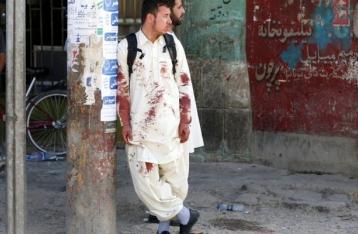 Теракт в Кабуле унес жизни более 60 человек