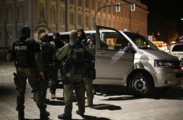 Взрыв в Германии: террорист погиб, 12 человек ранены