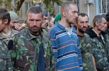 НВФ перевели пленных в СИЗО и угрожают 30-летним заключением