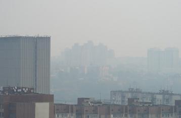 В СЭС назвали районы Киева с самым грязным воздухом