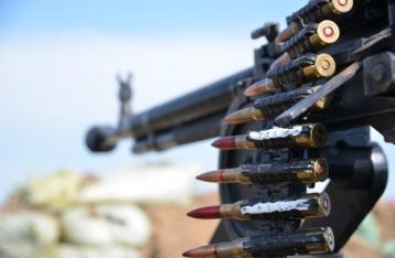 За сутки НВФ 85 раз обстреляли позиции сил АТО