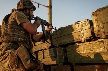 За прошлые сутки погиб 1 военный, 6 – ранены