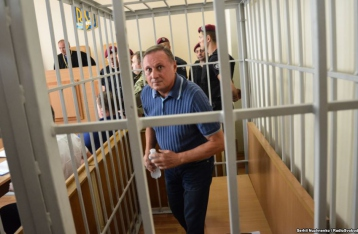 Ефремов арестован на два месяца