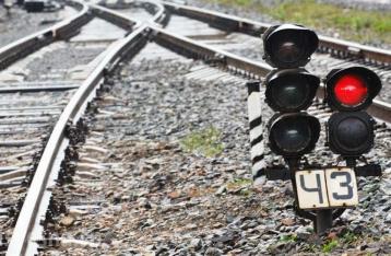 Россия на границе с Украиной заблокировала 143 ж/д вагона