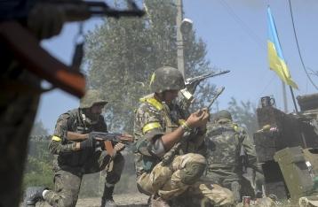 Возле Богдановки силы АТО отбили атаку ДРГ