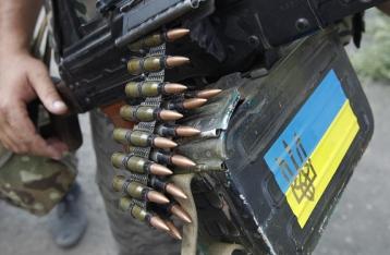 В зоне АТО ранены десять военных