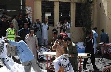 Взрыв в пакистанской больнице унес жизнь 69 человек