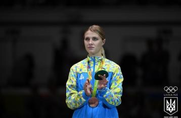 Харлан принесла Украине первую «бронзу»