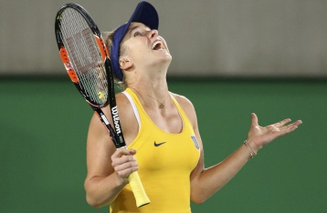 Украинка Свитолина сенсационно победила первую ракетку мира Уильямс