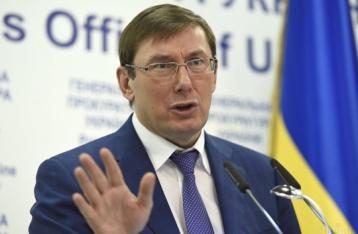 Луценко заявляет о серьезном прогрессе в деле Шеремета