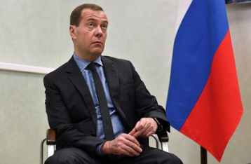 Медведев не исключил разрыва дипотношений с Украиной