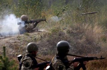 НВФ пытались захватить опорный пункт украинских военных