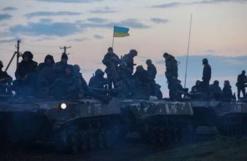 За сутки в зоне АТО ранены 8 военных