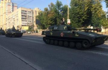 Минобороны – «Киевавтодору»: Если асфальт разрушается, то дело в его качестве