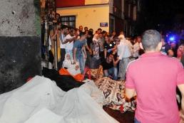 Взрыв на свадьбе в Турции: 30 погибших, 94 раненых