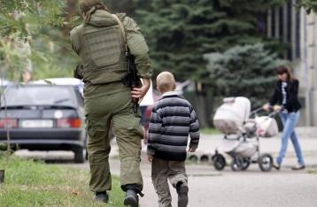 За время АТО на подконтрольном Украине Донбассе погибли 50 детей