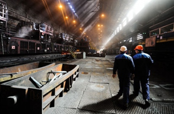 В Украине замедлился спад промпроизводства